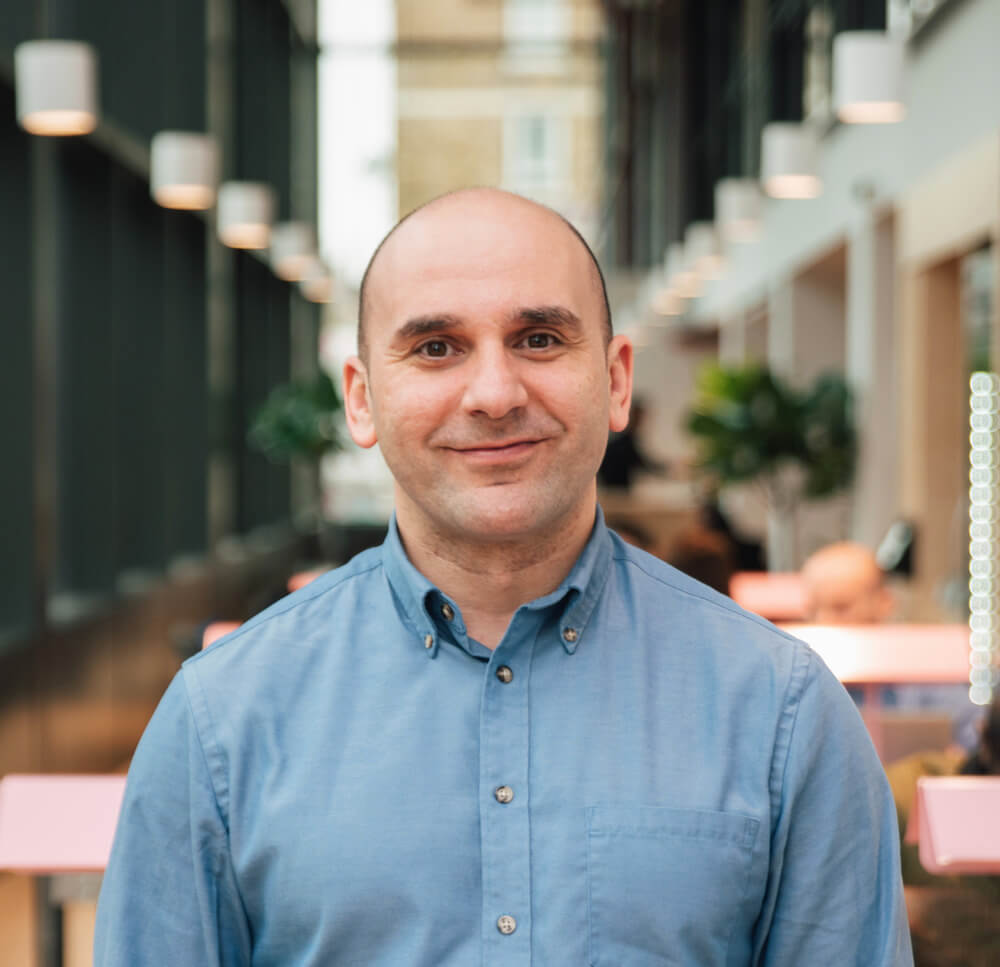 Meet The Team: Head of Nutrition and Genetics, Yiannis Mavrommatis
